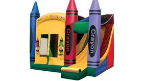Image of a Crayon 4N1 Combo