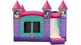 Image of a Princess Castle 4N1 Combo