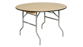 Image of a 36 inch Round Table