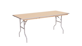 Image of a 8 Foot Banquet Table