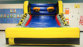 Image of a Mini- All Star Basketball Inflatable Game