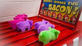 Image of a Bring Home the Bacon : Carnival Game