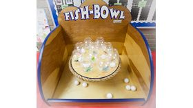 Image of a Fish Bowl : Carnival Game