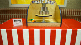 Image of a Krazy Kans : Carnival Game