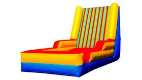 Image of a Sticky Wall Inflatable Game