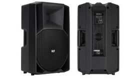 Image of a RCF ART 745A Active Two-Way 1400 Watt Speaker - Black