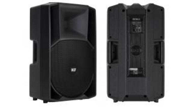 Picture of a RCF ART 745A Active Two-Way 1400 Watt Speaker - Black