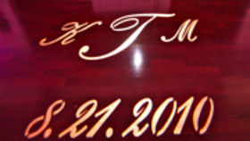 Image of a Gobo Custom Design