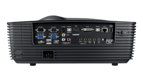 Optoma EH501 5000 Lumens 1920 x 1080 15,000:1 3D DLP Projector image