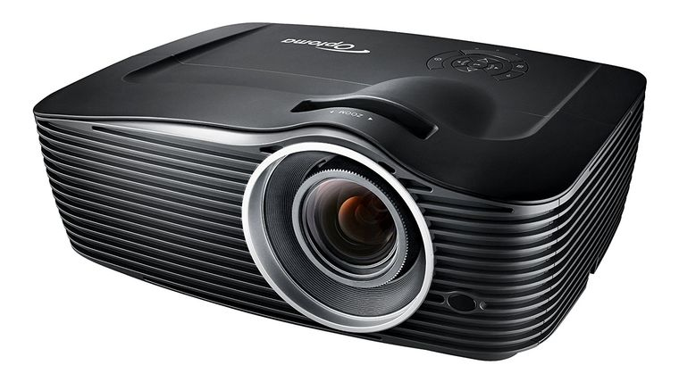 Picture of a Optoma EH501 5000 Lumens 1920 x 1080 15,000:1 3D DLP Projector