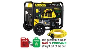 Image of a Champion Power Equipment 7000W/9000W GENERATOR, 439CC
