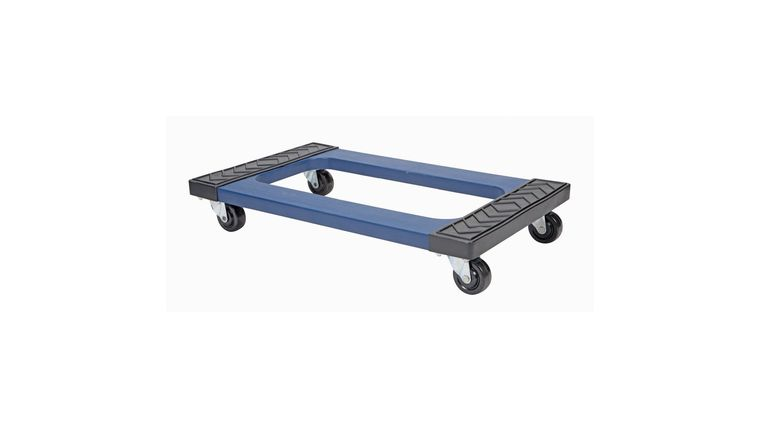 Picture of a 30 In x 18 In 1000 lb. Capacity Polypropylene Dolly