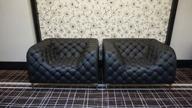 Image of a Leather Armchair
