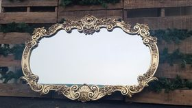 Image of a Vintage Mirror