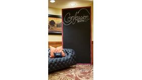 Image of a 8' x 4' Giant Chalkboard