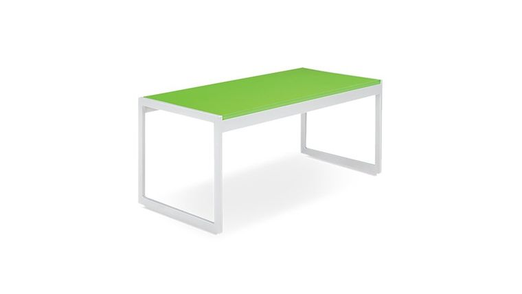 Picture of a Aria Cocktail Table - Green