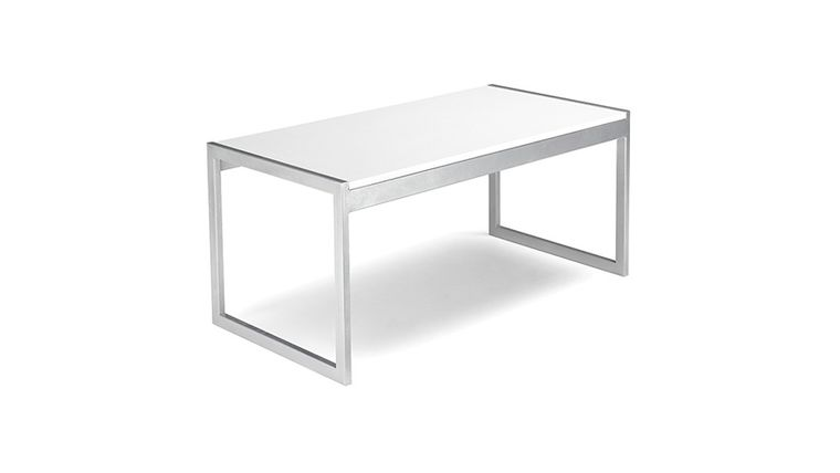 Picture of a Aria Cocktail Table - White