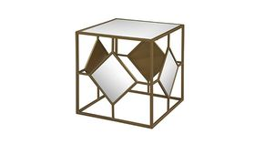 Image of a Oro Mirrored Cube