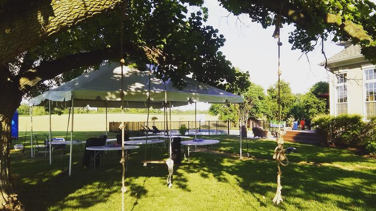 An Event Space In Your Backyard : goodshuffle.com