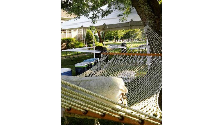 Hammock's Go Perfectly With Our Tents : goodshuffle.com