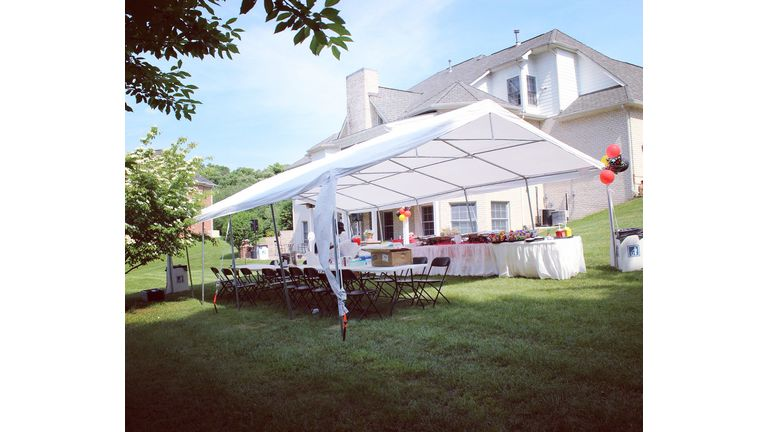 Beautiful Tents Make Beautiful Events : goodshuffle.com