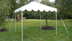 Image of a 10' x 10' Marquee Tent