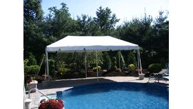Image of a 10' x 20' Marquee Tent