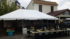 Image of a 20' x 30' Frame Tent