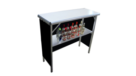 Image of a Portable Bar Table