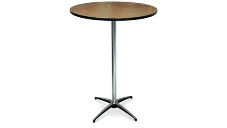 "Highboy Table (30"" W  x 30"" H) : goodshuffle.com"