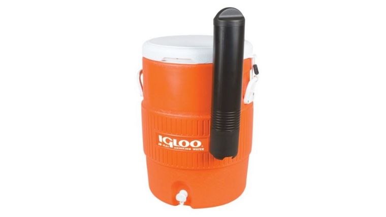 Picture of a Igloo 10 Gallon Beverage Dispenser
