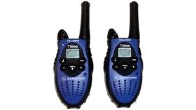 Image of a Floron Walkie Talkie