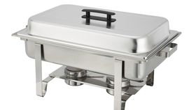 Image of a 8 qt Chafing Dish  with Sternos