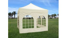 Image of a 10' Economy Sidewalls (Windows)