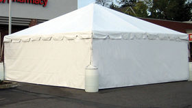 Image of a 10' Commercial Sidewalls (Solid)