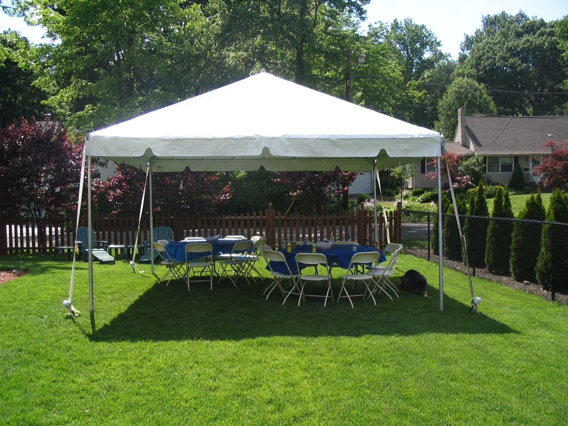15 X 15 Frame Tent Rentals Online 249day