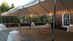 Image of a 15' x 25' Frame Tent