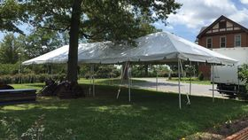 Image of a 20' x 60' Frame Tent