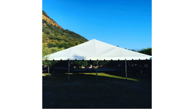 40 x 40' Commercial Tent image