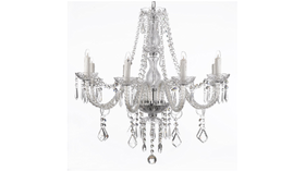 Image of a Tent Chandelier