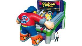 Image of a Pinball Super Slide 28'