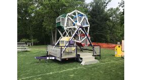 Image of a Kiddie Ferris Wheel
