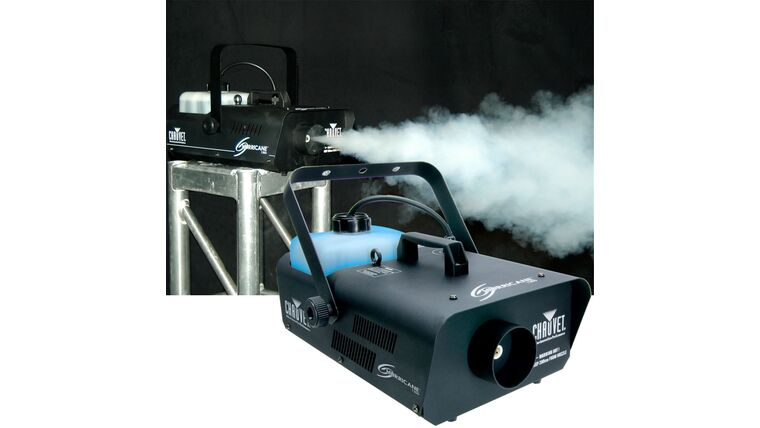 Picture of a Fog Machine w/Timer