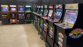 """Image of a """"9 Game Arcade""""  Package"""