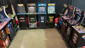 """Image of a """"12 Game Arcade"""" Package"""