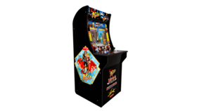 Image of a Arcade Game Final Fight