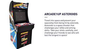 Image of a Arcade Game Centipede
