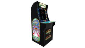 Image of a Arcade Game Galaga