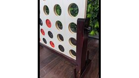 Image of a Large Connect Four Game