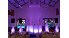 Image of a 1. Unlimited Music & Up lighting - DJ Package